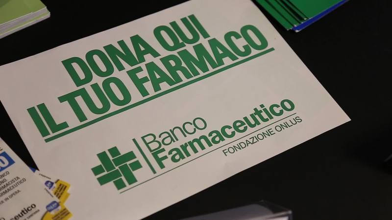 BANCO FARMACEUTICO, CONSEGNATI OLTRE 10 MILA MEDICINALI