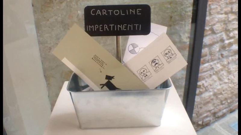 CARTOLINE IMPERTINENTI, IN MOSTRA AL MUSEO DIOCESANO