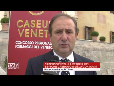 CASEUS VENETI: LA VETRINA DEL SETTORE CASEARIO