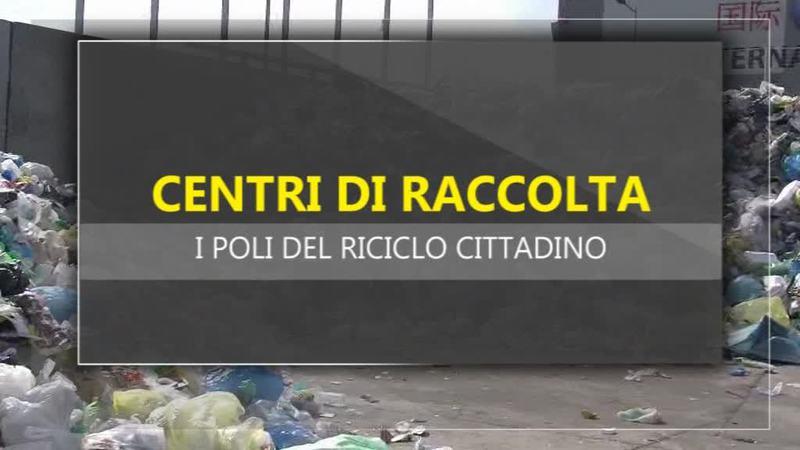 CENTRI RACCOLTA, I CINQUE POLI DEL RICICLO PATAVINO
