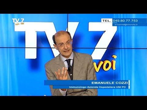 Come funzionano i vaccini – Tv7 con Voi 4/2/21