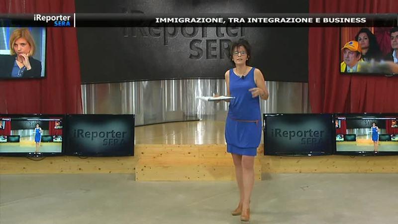 """DAL """"BARCONE"""" AL COMUNE DI ACCOGLIENZA: PROFUGHI IN ITALIA 1"""
