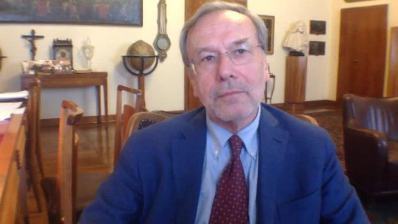 ELEZIONE NUOVO RETTORE UNIPD, IL SALUTO DI ZACCARIA