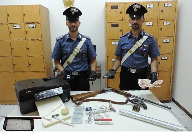falsificavano-denaro-arrestati-a-trebaseleghe
