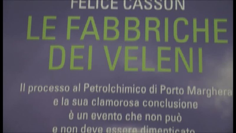FELICE CASSON TORNA IN LIBRERIA PENSANDO A VENEZIA