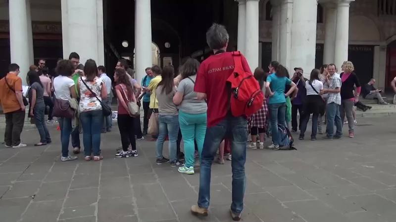 FESTIVAL BIBLICO: IN VIAGGIO PER LA CITTA'