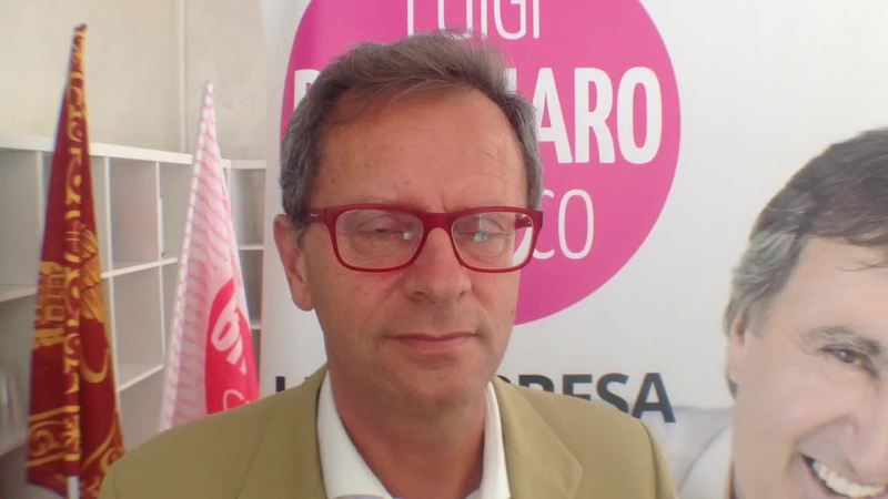 GIAN ANGELO BELLATI, LA LEGA CON BRUGNARO
