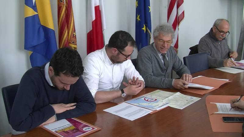 GIRO D'ITALIA DI HANDBIKE: PRIMA TAPPA ALLE TERME
