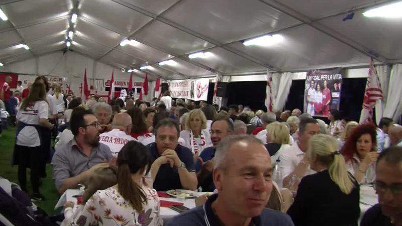 GRAN FESTA AICB, IN 400 PER CELEBRARE IL PADOVA
