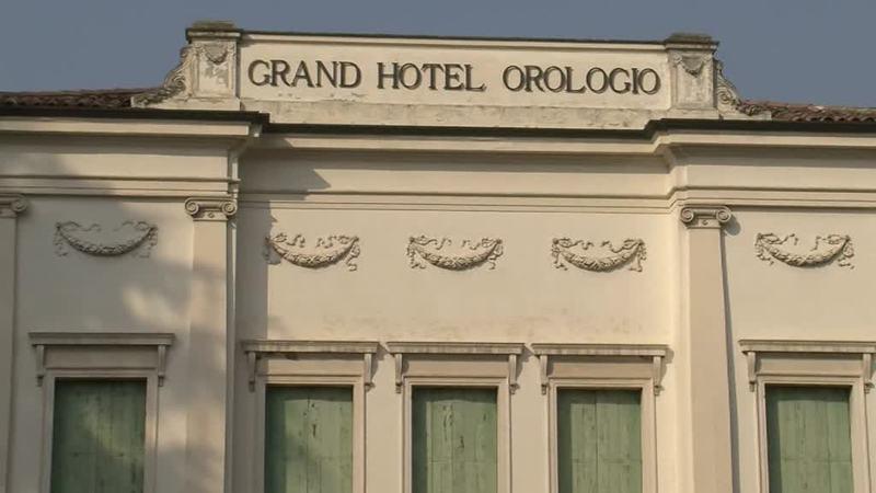 GRAND HOTEL OROLOGIO DI ABANO: QUALE FUTURO