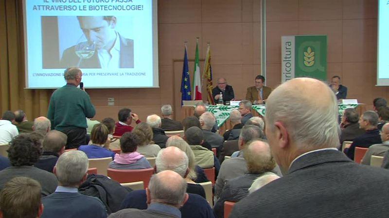 IL FUTURO DELLA RICERCA GENETICA NELL'AGRICOLTURA