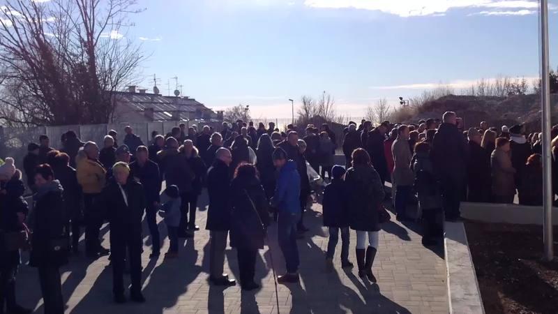 LESSINIA IN FESTA PER IL NUOVO POLO SCOLASTICO