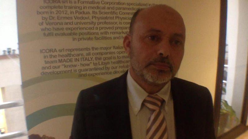"""LIBIA,""""SIAMO QUI PER APRIRE LE PORTE AL MONDO OCCIDENTALE"""""""