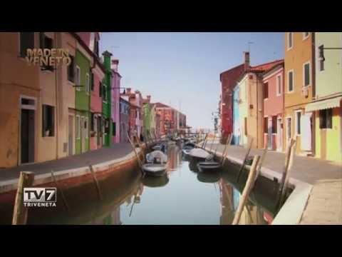 MADE IN VENETO – MERLETTO DI BURANO