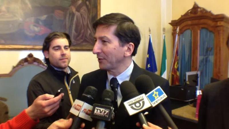 MASSIMO BITONCI INCONTRA IL NUOVO QUESTORE