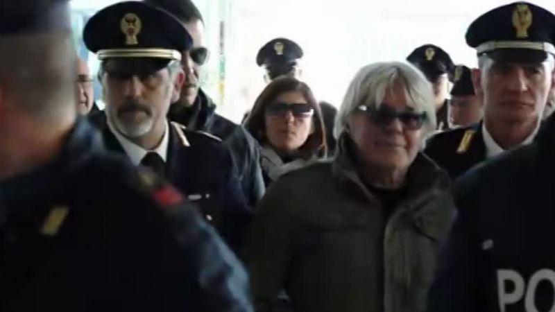 MAURIZIO TRAMONTE IN ITALIA: LO ASPETTA L'ERGASTOLO