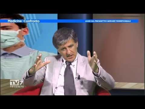 MEDICINA A CONFRONTO: ULSS16 – PROGETTO SERVIZI TERRITORIALE