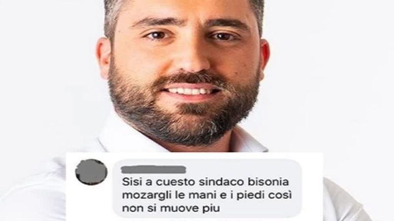 MINACCE AL SINDACO DI CADONEGHE, OGGI LE SCUSE