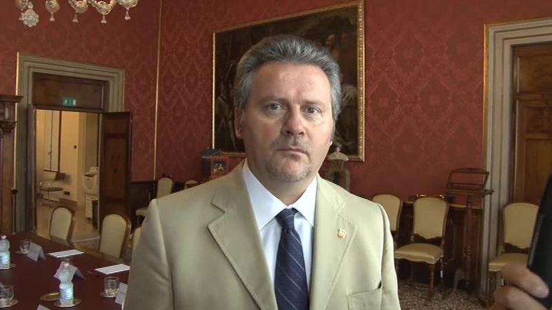 MINISTRO DEL TURISMO NEPALESE INCONTRA IL VENETO