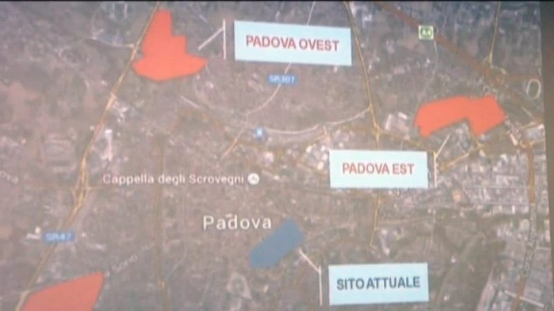NUOVO OSPEDALE PADOVA: LA FIDUCIA DEL RETTORE