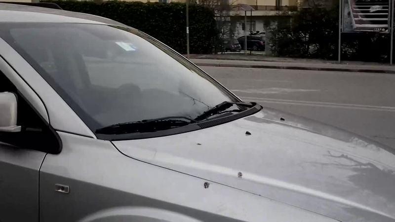 OSPEDALE DI PADOVA SENZA PARCHEGGI: AUTOMOBILISTI NEL CAOS