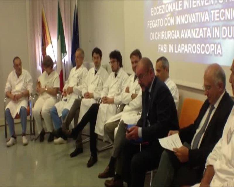 PADOVA: MICROONDE PER OPERAZIONE AL FEGATO