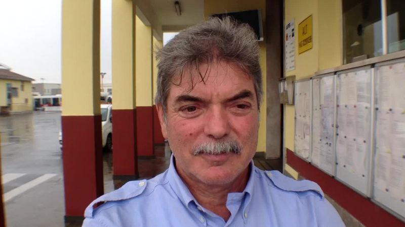 PAOLO TOLLIO, IL SINDACALISTA MINACCIATO DI MORTE