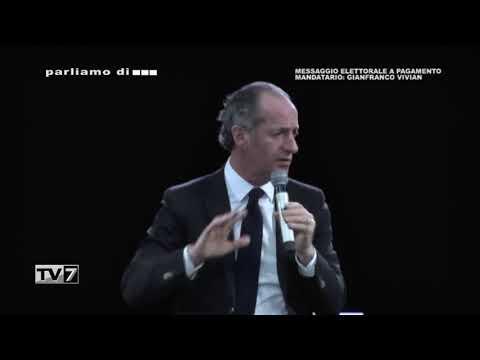 PARLIAMO DI DEL 27/2/2018 – ZAIA E SALVINI