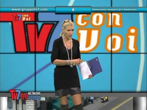 PENSIONATI SEMPRE PIù BASTONATI – TV7 CON VOI DEL 05/11/2013