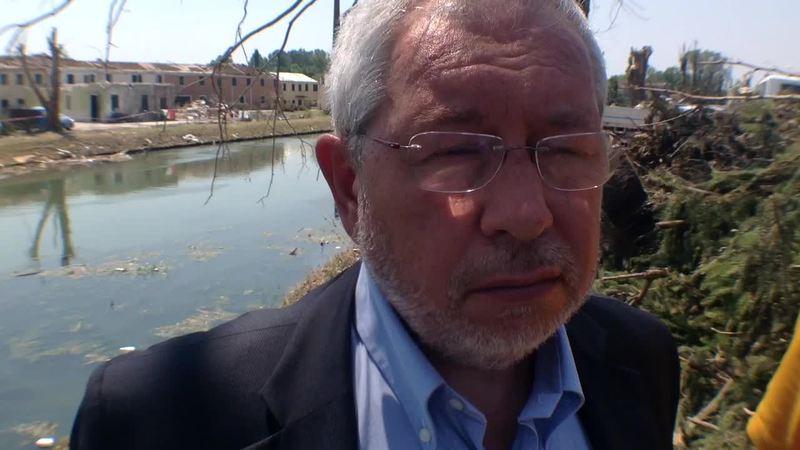 """PIER PAOLO BARETTA, """"GLI OCCHI DI RENZI IN RIVIERA"""""""