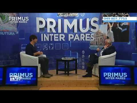 PRIMUS INTER PARES – ALVISE MANIERO SINDACO DI MIRA 5/10/16