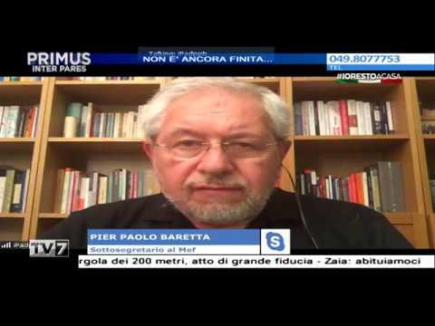 PRIMUS INTER PARES DEL 13/4/2020 – CORONA VIRUS