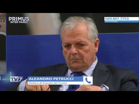 PRIMUS INTER PARES DEL 15/03/2017 – TERREMOTO