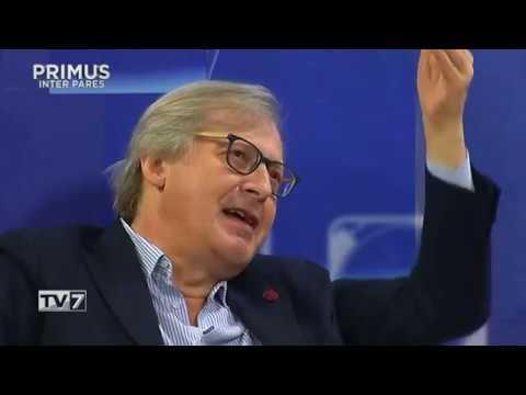 PRIMUS INTER PARES DEL 19/10/2016 – VITTORIO SGARBI