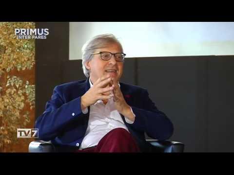 PRIMUS INTER PARES DEL 22/10/2016 – VITTORIO SGARBI