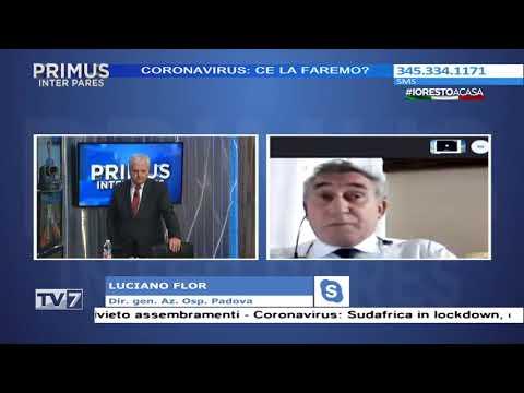 PRIMUS INTER PARES DEL 23/3/2020 – CORONA VIRUS
