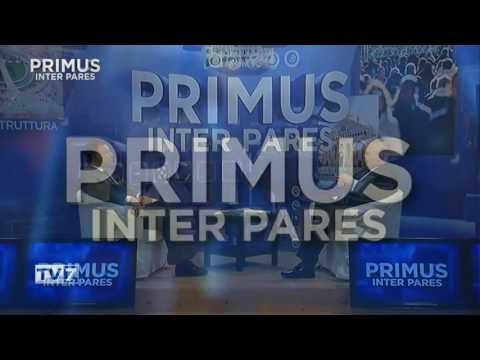 PRIMUS INTER PARES DEL 25/01/2017 – MASSIMO BITONCI