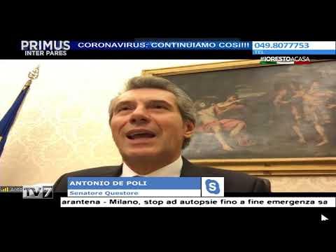 PRIMUS INTER PARES DEL 30/3/2020 – SPECIALE CORONA