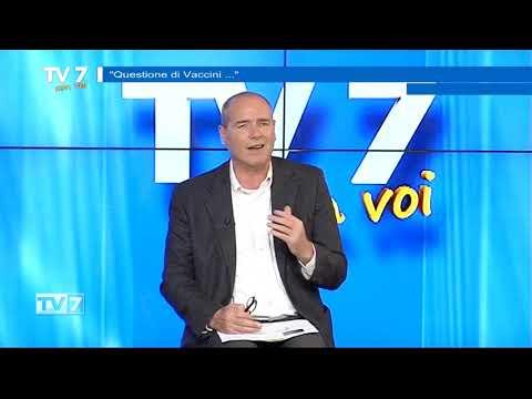 QUESTIONE DI VACCINI – TV7 CON VOI 26/2/2021