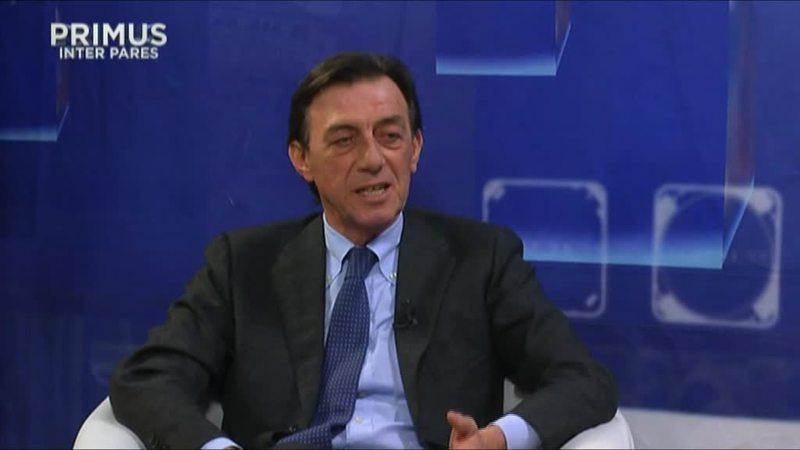 SERGIO GIORDANI A PRIMUS INTER PARES