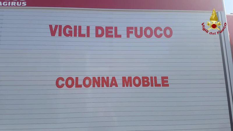 SISMA IN ITALIA CENTRALE, PARTONO GLI AIUTI DAL VENETO