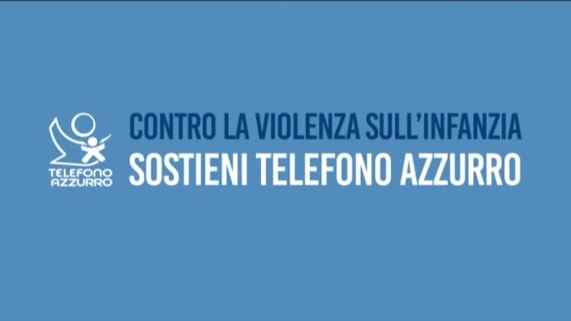 TELEFONO AZZURRO NELLE PIAZZE PER I BAMBINI