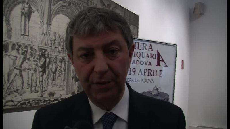 TORNA ANTIQUARIA PADOVA IN FIERA