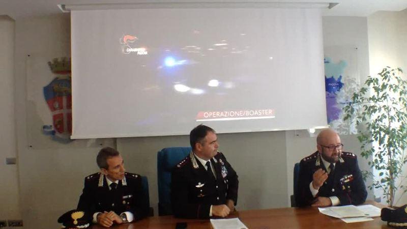 TRAFFICO EROINA: INTERROTTO IL CANALE DEL NORDEST