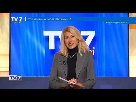 TV7 CON VOI DEL 02/11/2020 – UN PO' DI OTTIMISMO
