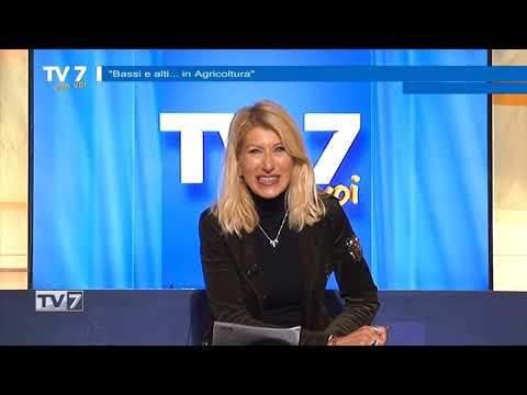 TV7 CON VOI DEL 03/11/2020 – AGRICOLTURA