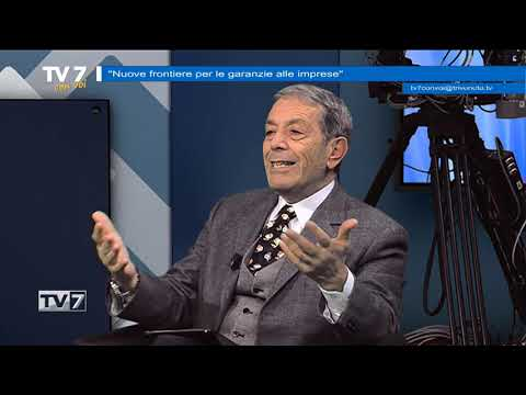 TV7 CON VOI DEL 04/12/2019 – GARANZIE ALLE IMPRESE