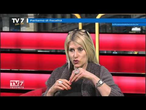 TV7 CON VOI DEL 05/04/2016 – PARLIAMO DI FISCALITà