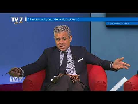 TV7 CON VOI DEL 06/11/2017 – FACCIAMO IL PUNTO