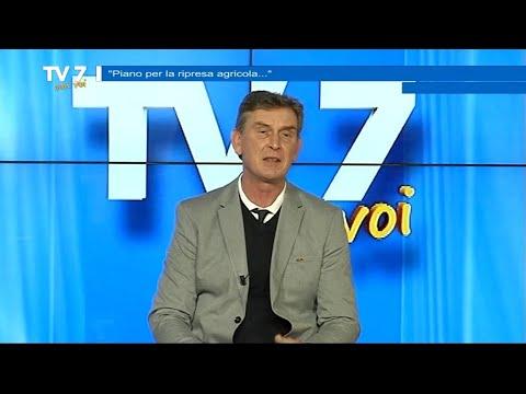 TV7 CON VOI DEL 1/2/2021 – PIANO RIPRESA AGRICOLA